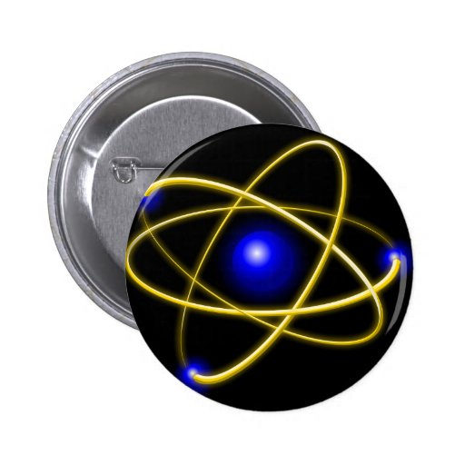 Atom atom , physics , particle , science , matter pin