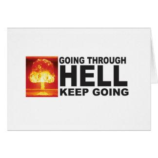 atom bomb hell card