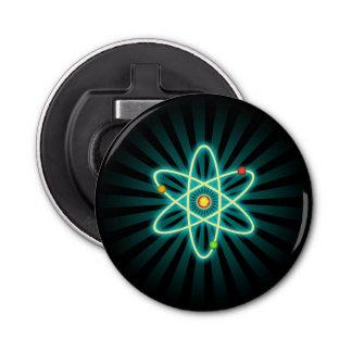 Atom Button Bottle Opener