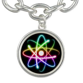 Atom Charm Bracelet