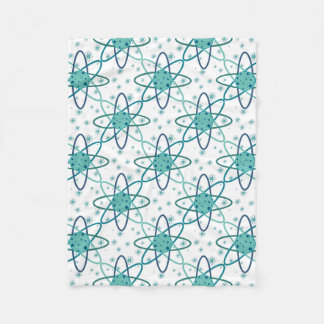 Atom Fleece Blanket