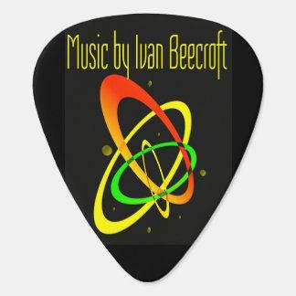 atom guitar pick