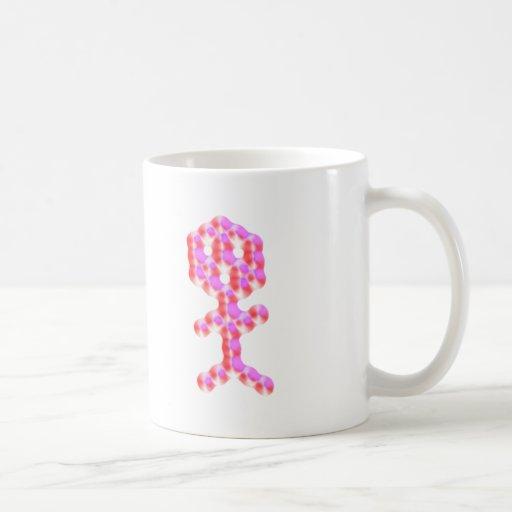Atom Man Coffee Mug