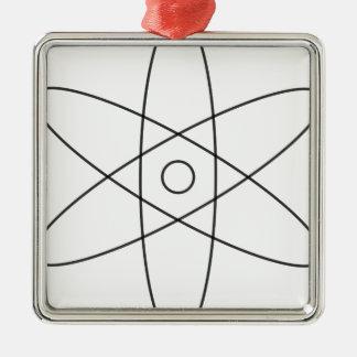 Atom Metal Ornament