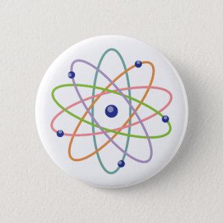 Atom Model 2 Inch Round Button