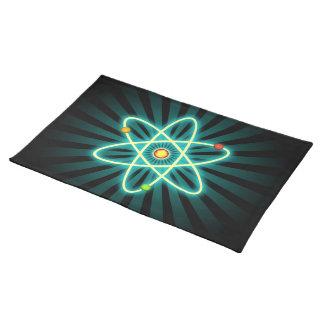 Atom Place Mat