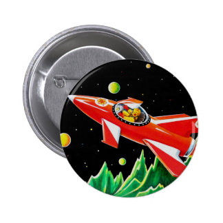 ATOM ROCKET 2 INCH ROUND BUTTON