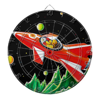ATOM ROCKET DARTBOARDS