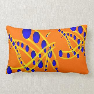 Atom Sphere Pillow