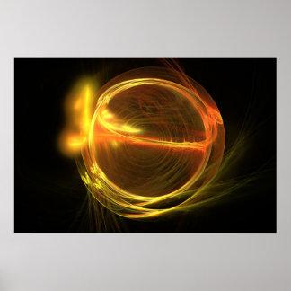 atom split poster