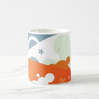 Atomic Abstract Mug