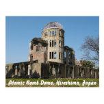 Atomic Bomb Dome, Hiroshima, Japan Postcard
