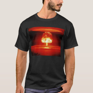 Atomic Bomb Orange T-Shirt