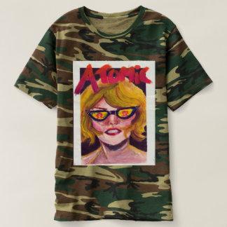 """atomic"" by blondie t-shirt"