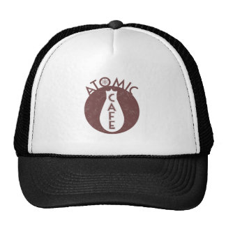 Atomic Cafe Trucker Hats
