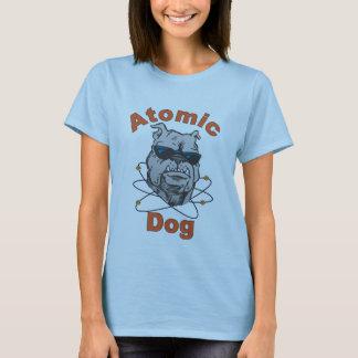 Atomic Dog ladies baby doll blue T-Shirt