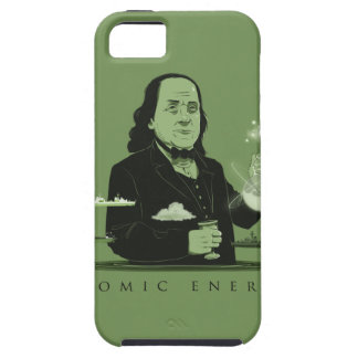 Atomic Energy iPhone 5 Cover