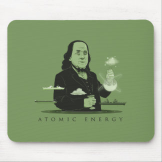 Atomic Energy Mouse Pad