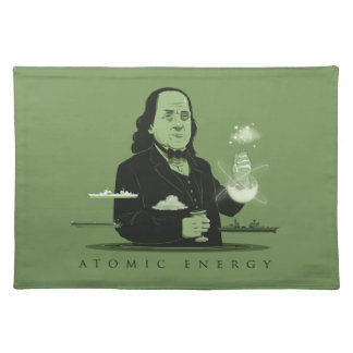 Atomic Energy Placemat