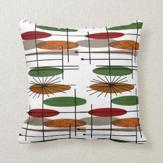 Atomic Era Eames Inspired Pillow
