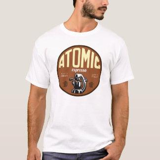 Atomic Espresso Machine sign T-Shirt