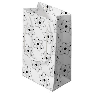 Atomic Mass Structure 6 Small Gift Bag