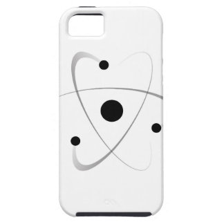 Atomic Mass Structure iPhone 5 Cases