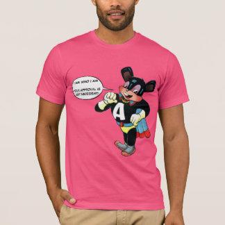 Atomic Mouse: I AM WHO I AM T-Shirt