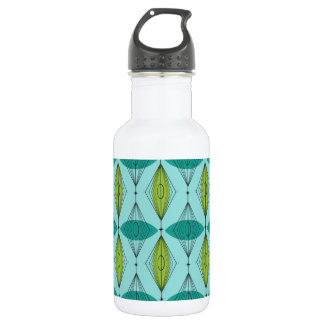 Atomic Ogee and Starbursts Water Bottle