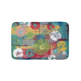 Atomic Orbital Bathroom Mat