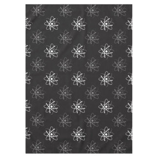 Atomic Pattern | Nerd Gifts Tablecloth