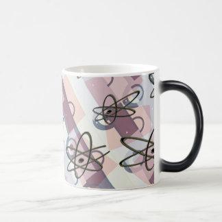 Atomic Pink Magic Mug