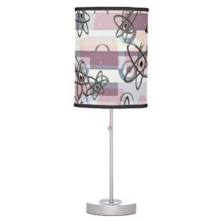 Atomic Pink Table Lamp