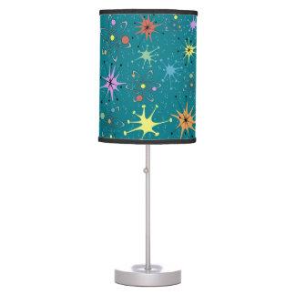 Atomic Rain Desk Lamp