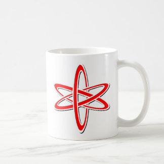 Atomic Red Coffee Mug