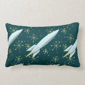 Atomic Rocket Lumbar Pillow