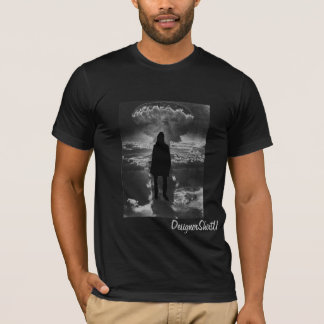 Atomic silhouette T-Shirt