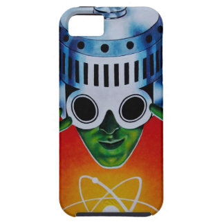 ATOMIC SPACEMAN CASE FOR THE iPhone 5