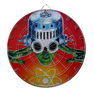 ATOMIC SPACEMAN DART BOARDS