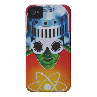ATOMIC SPACEMAN iPhone 4 COVERS