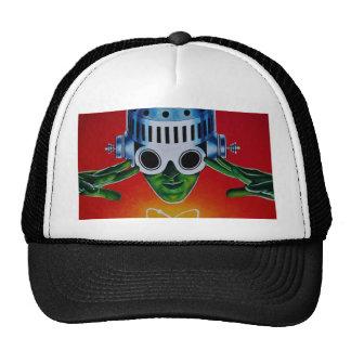 ATOMIC SPACEMAN TRUCKER HAT