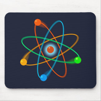 Atomic Structure 2 Mouse Pad