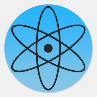 Atomic Symbol Sticker