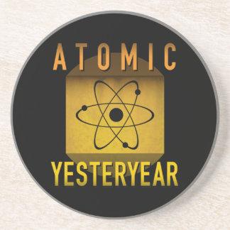 Atomic Yesteryear Coaster