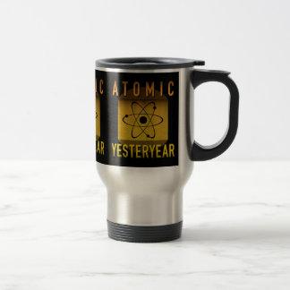 Atomic Yesteryear Travel Mug
