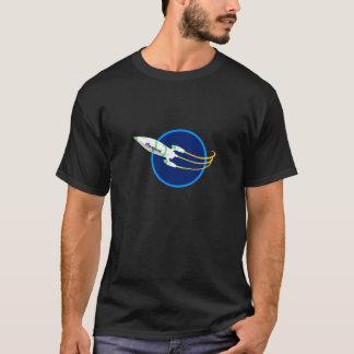 Atompunk Men Rocket T-Shirt