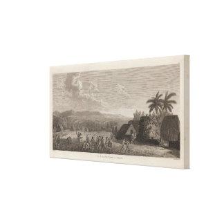 Atooi Morai, Hawaii 3 Canvas Print