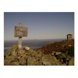 Atop Avery Peak Postcard