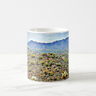 Atop Cave Creek Coffee Cup/Mug Coffee Mug