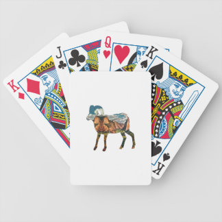 ATOP THE VALLEY BICYCLE PLAYING CARDS